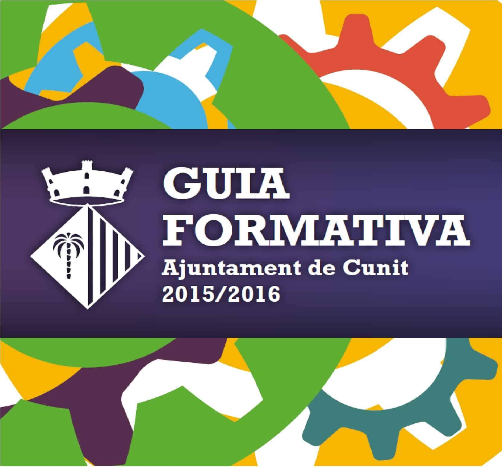 Guia de formació 2015/16
