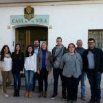 Comencen els 5 joves en pràctiques contractats per l'Ajuntament