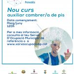 Read more about the article Nou curs auxiliar de cambrer/a de pis