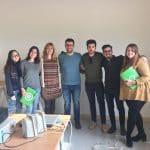 Comencen els 5 Joves en Pràctiques de Cunit