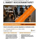 Read more about the article Comença a Cunit la tercera edició del CP d'Atenció sociosanitària a persones dependents en institucions.