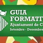 Del 9 al 20 de setembre – Obert el període d'inscripció als cursos del SOM Cunit