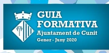 Programa formatiu SOM Cunit – 2n trimestre 2019/20