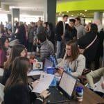 El govern cunitenc dóna suport a la 1ª fira comarcal dedicada a l'ocupació i l'emprenedoria