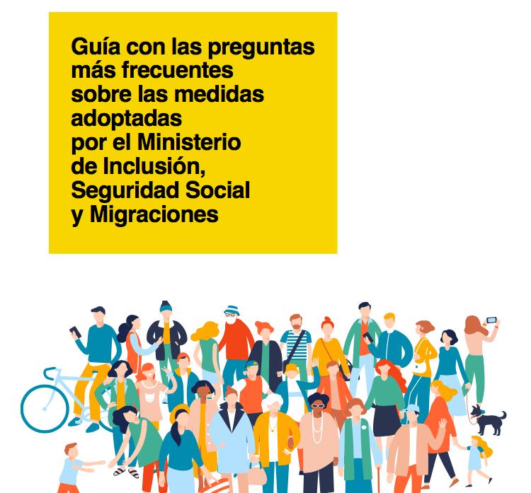 You are currently viewing FAQ'S Ministerio de Inclusión, Seguridad Social y Migraciones